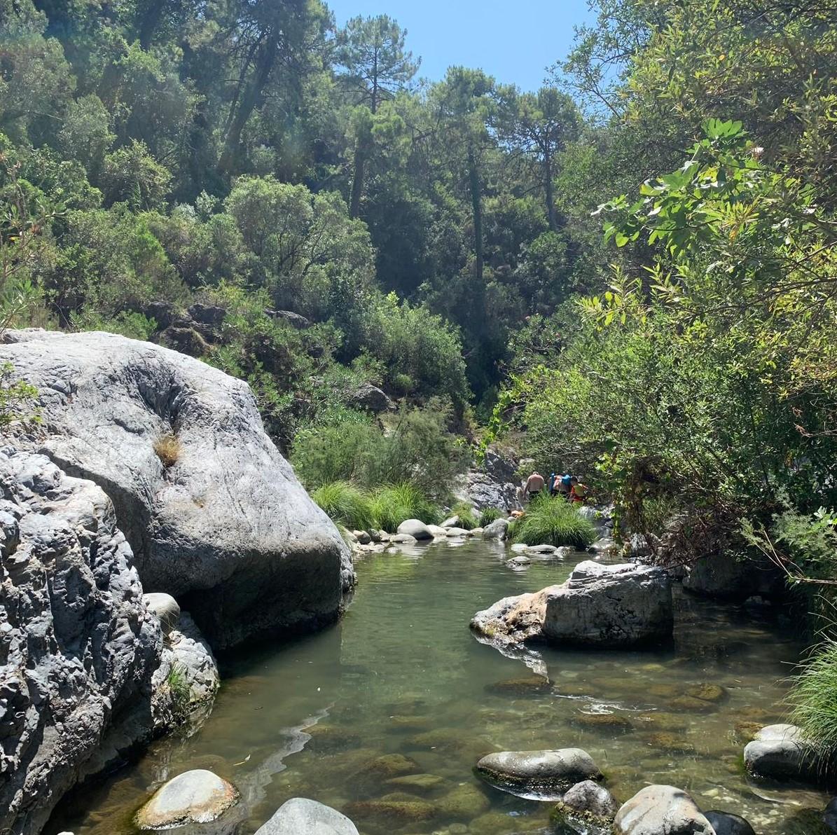 benahavis river walk