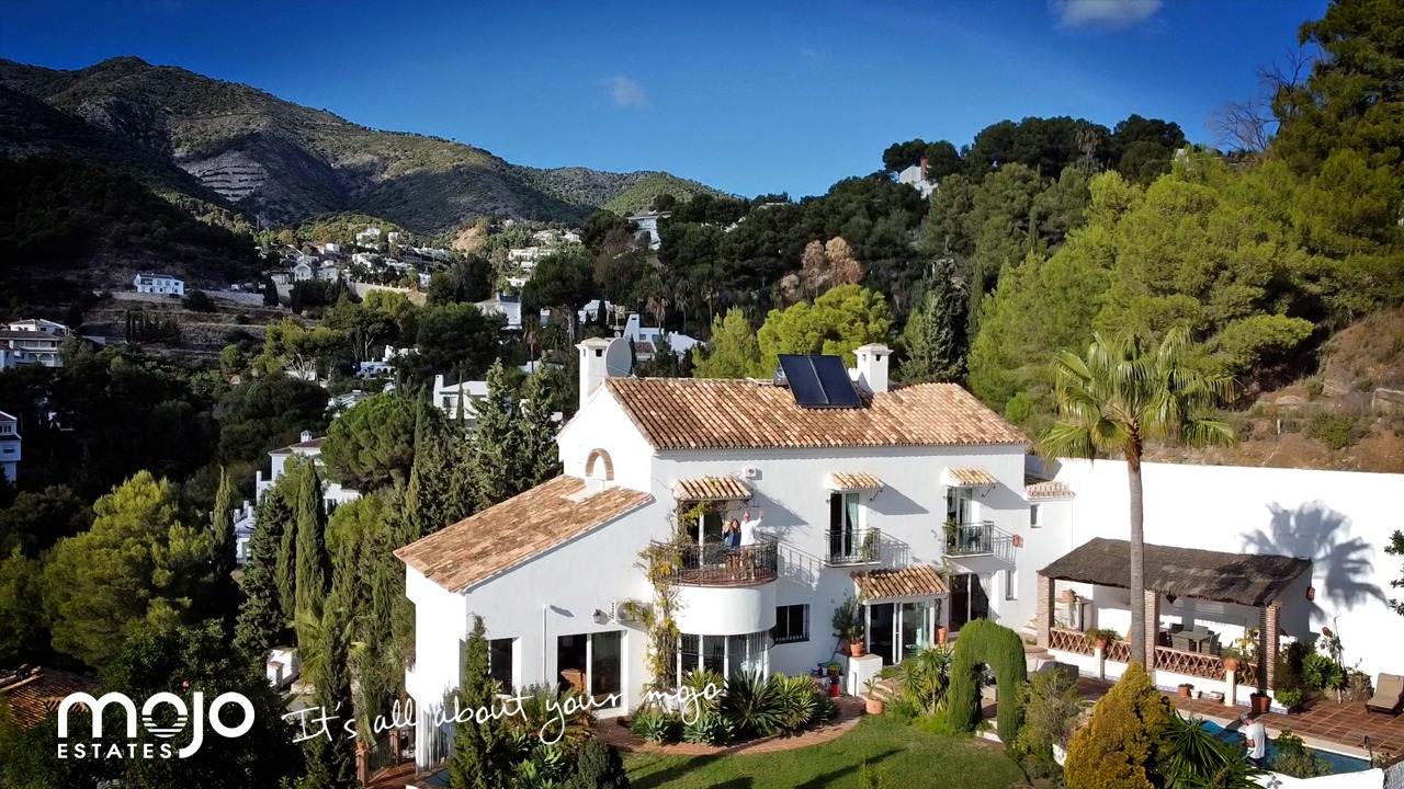 Inside Andalusian Villa for Sale | Las Lomas de Mijas